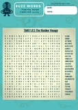 TIMEFLIES Word Search
