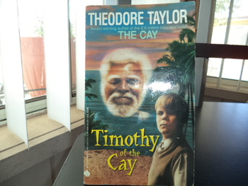 Timothy of the Cay ISBN 0-380-72119-8
