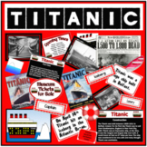 TITANIC TEACHING RESOURCES AND MUSEUM ROLE PLAY KEY STAGE 2 HISTORY