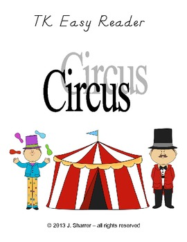 TK Easy Reader -- Circus