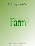 TK Easy Reader -- Farm