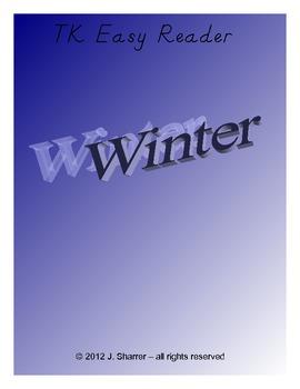 TK Easy Reader -- Winter Book