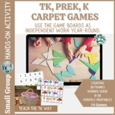 TK, PreK, and Early Education Math Activities