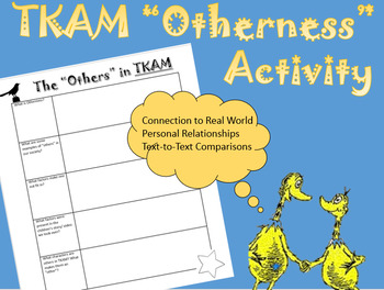 TKAM Otherness Activity (Ch. 22)