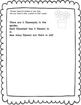 Kindergarten Math Word Problems by Simplicity | Teachers ...