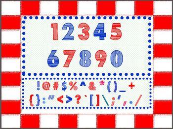 TL Striped-UP font