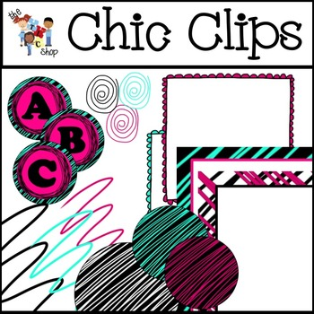 Chic Clips - Clipart Set