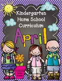 TLL- Kindergarten Home School Curriculum - April