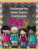 TLL - Kindergarten Home School Curriculum - May
