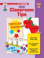 500 Classroom Tips (Grades 4-6)