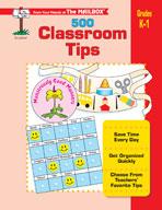 500 Classroom Tips (Grades K–1)