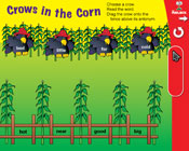 Antonyms: Crows in the Corn (Grade 1) [Interactive Promethean Version]