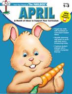April Idea Book (Grades 1-3)