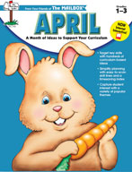 April Idea Book (Grades 1-3)