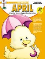 April Idea Book (PreK-K)