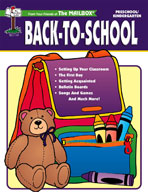 Back-to-School Book (PreK-K)