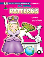 Big Book of Patterns (Grades 1-5)