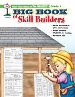 Big Book of Skill Builders (Grade 1)