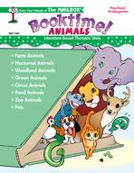 Booktime! Animals (PreK-K)