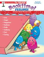 Booktime! Feelings (PreK-K)