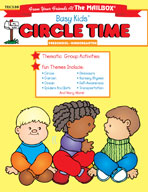 Busy Kids Circle Time (PreK-K)