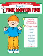Busy Kids Fine-Motor Fun (PreK-K)