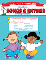 Busy Kids Songs and Rhymes (PreK-K)