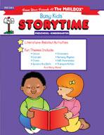 Busy Kids Storytime (PreK-K)