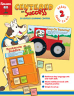 Centered on Success (Grade 2)