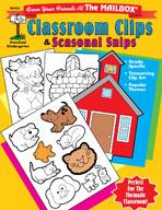 Classroom Clips & Seasonal Snips (PreK-K)