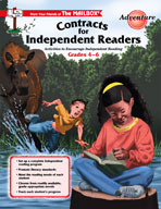 Contracts for Independent Readers - Adventure (Grades 4-6)