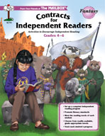 Contracts for Independent Readers - Fantasy (Grades 4-6)