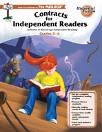 Contracts for Independent Readers: Historical Fiction (Grades 4-6)
