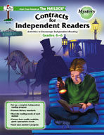Contracts for Independent Readers - Mystery (Grades 4-6)