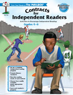 Contracts for Independent Readers: Realistic Fiction (Grades 4-6)
