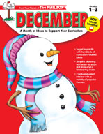 December: A Month of Ideas at Your Fingertips! (Grades 1-3)