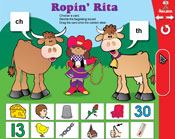 DiGradeaphs: Ropin' Rita (Grade 1) [Interactive Promethean Version]