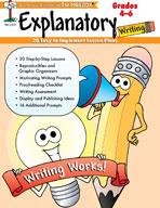 Explanatory Writing (Grades 4-6)