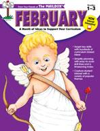 February Idea Book (Grades 1-3)