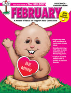 February Idea Book (PreK-K)