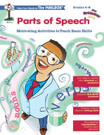 Grammar Plus!: Parts of Speech (Grades 4-6)