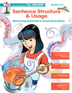 Grammar Plus!: Sentence Structure (Grades 4-6)