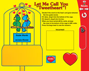 "Guide Words: Let Me Call You ""Tweethrt"" (Grade 3) [Interactive Promethean Version]"