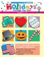 Holidays Through the Year (Grades 1-3)