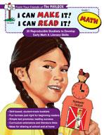 I Can Make It! I Can Read It! Math (Grade 1)