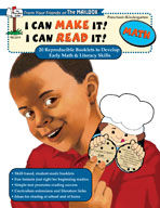 I Can Make It! I Can Read It! Math (PreK-K)