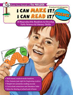 I Can Make It! I Can Read It! Science (PreK-K)