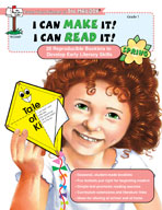 I Can Make It! I Can Read It! Spring (Grade 1)