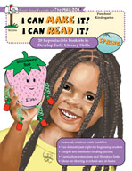 I Can Make It! I Can Read It! Spring (PreK-K)