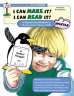 I Can Make It! I Can Read It! Winter (PreK-K)